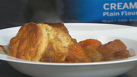 TV3 Ireland AM - Baking with Catherine Leyden