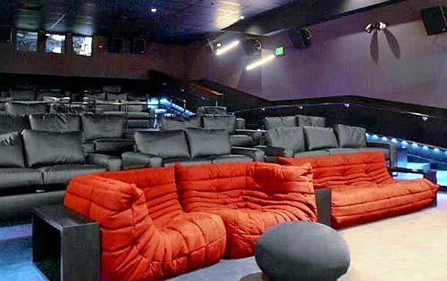 The Landmark Theatre Screening Lounge