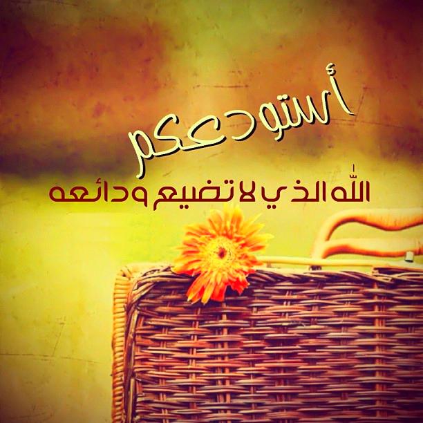 أستودعكم الله الذي لا تضيع ودائعه صور إسلامية Blog Neon Signs Blog Posts