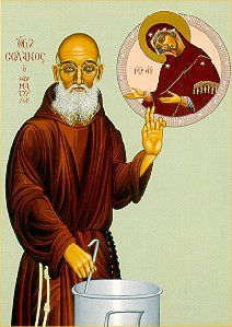 Image result for solanus casey image