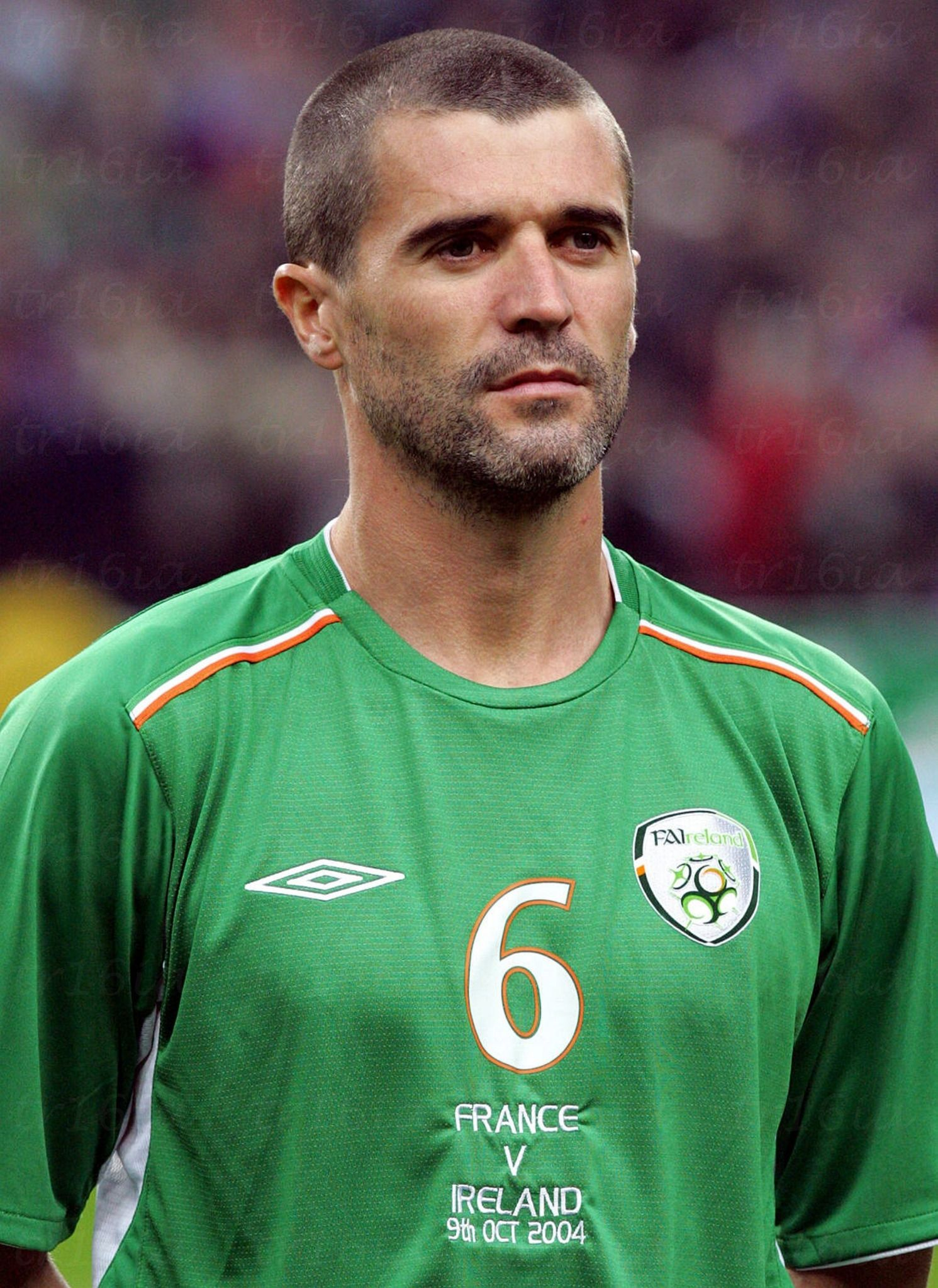 The latest inductees into the premier league hall of fame have been announced, with eric cantona and roy keane joining original inductees, alan. Irish midfielder Roy Keane prior to the World Cup 2006 ...