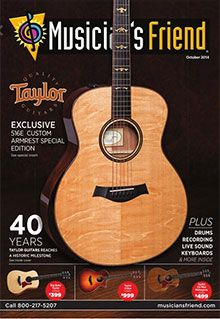 Guitar Catalog - Guitar instruments and music supply catalog