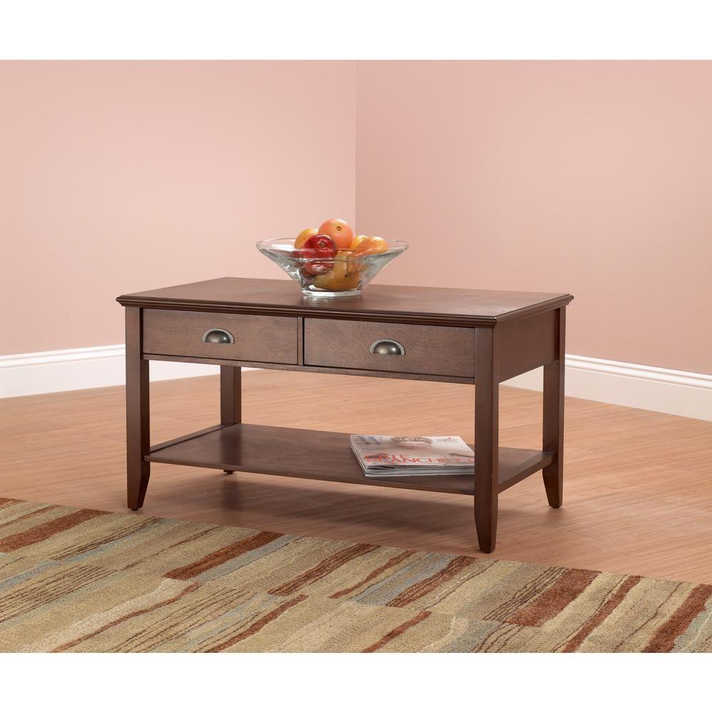 Foremost sheridan walnut coffee table cfh10222fmd sofa