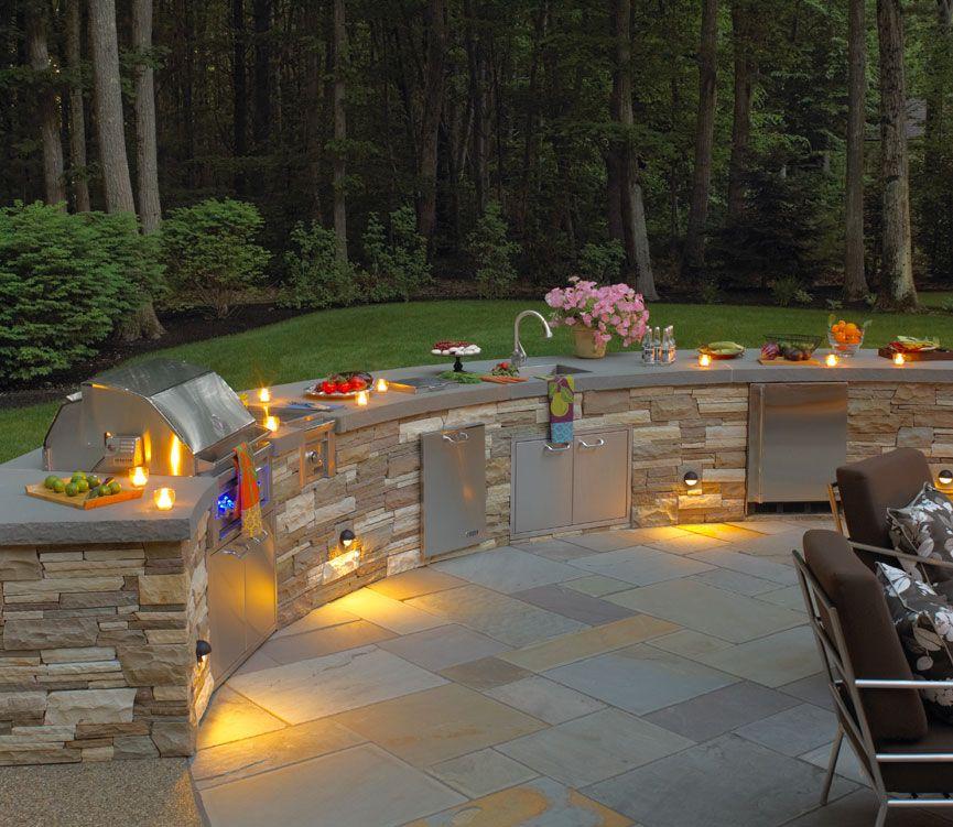Effective Elegant Outdoor Lighting By Northern Lights Landscape