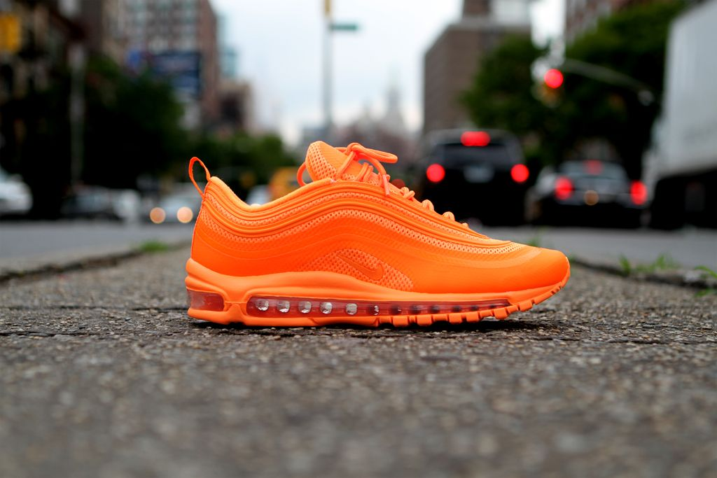 official photos 1fe87 c4187 Nike Air Max 97 Hyperfuse Total Orange