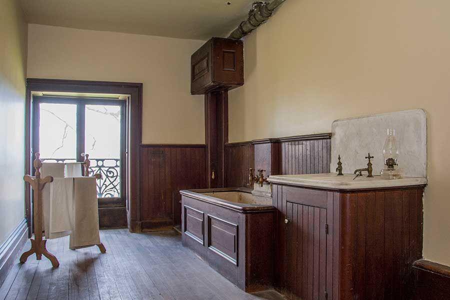 Servantsu0027 Quarters - The Lockwood-Mathews Mansion Museum Servants - fresh blueprint design wrexham