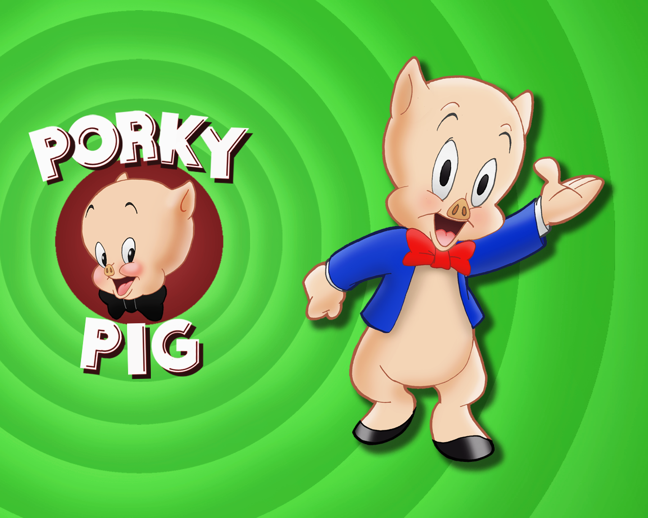 Image detail for this guy next to me is a real porky pig