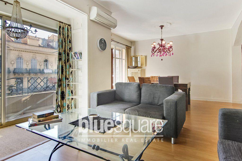 Vente appartement t4 103 m2 bord de mer cannes (06400