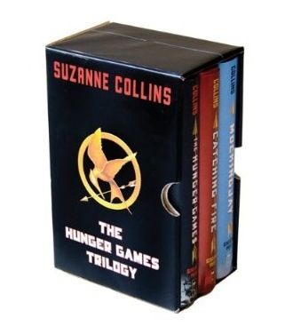 The Hunger Games Series.  If you like a book series you can't put down you'll love this series.  I warn you though, you may not get much sleep. ;)
