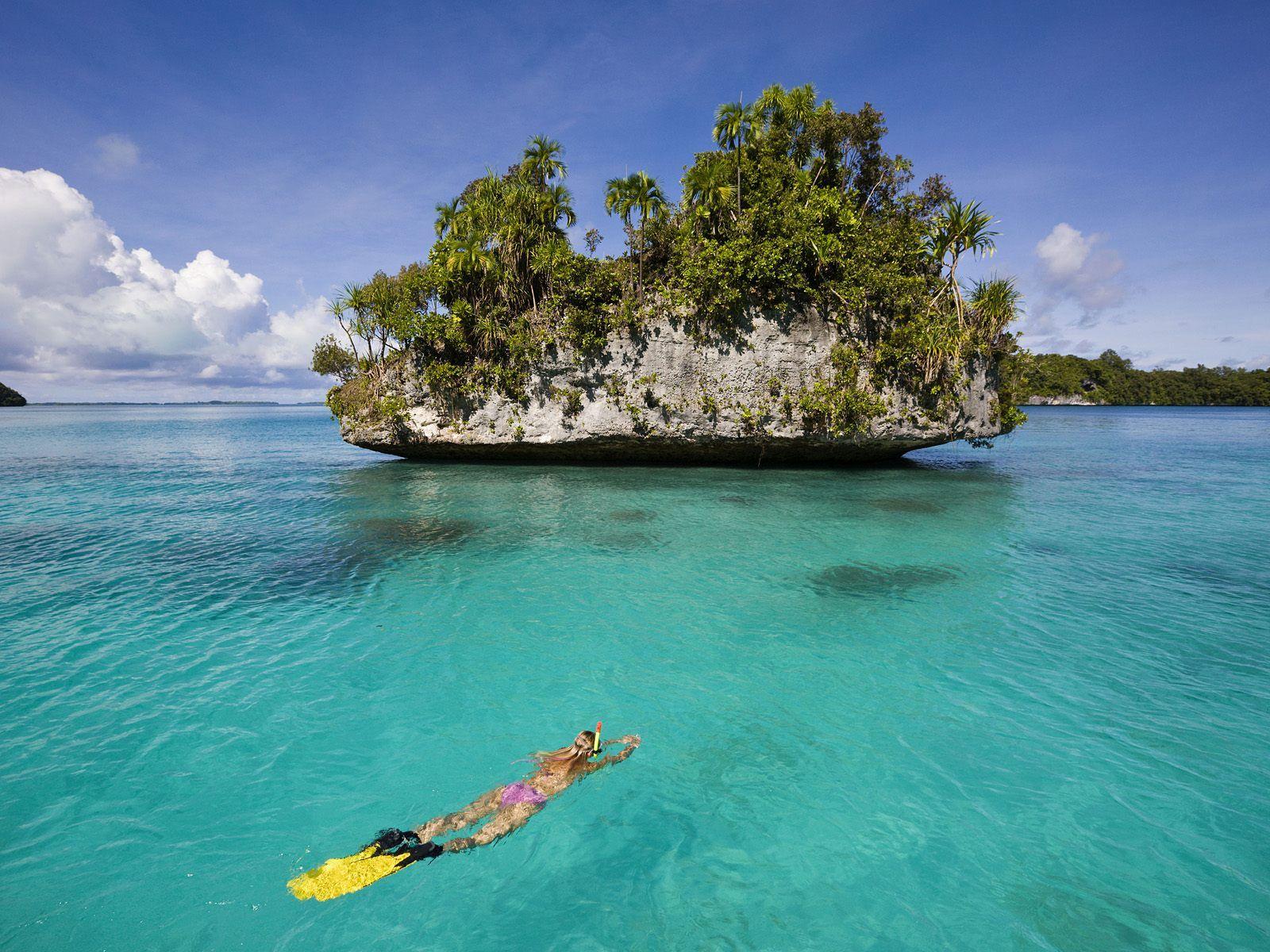 HD Tropical Beach Backgrounds
