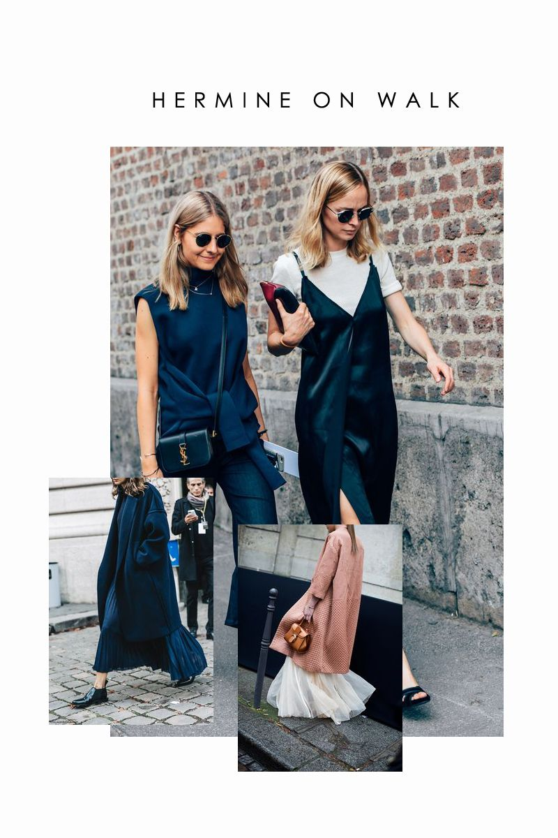 Minimal fashion inspiration my work hermine on walk for Warum minimalismus
