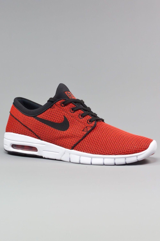 W0381 Nike SB Stefan Janoski Max Schuhe Damen Dunkelblau