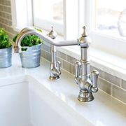 Perrin Rowe Picar Kitchen Tap With Country Filter Provincial Kitchens Clovelly Nsw