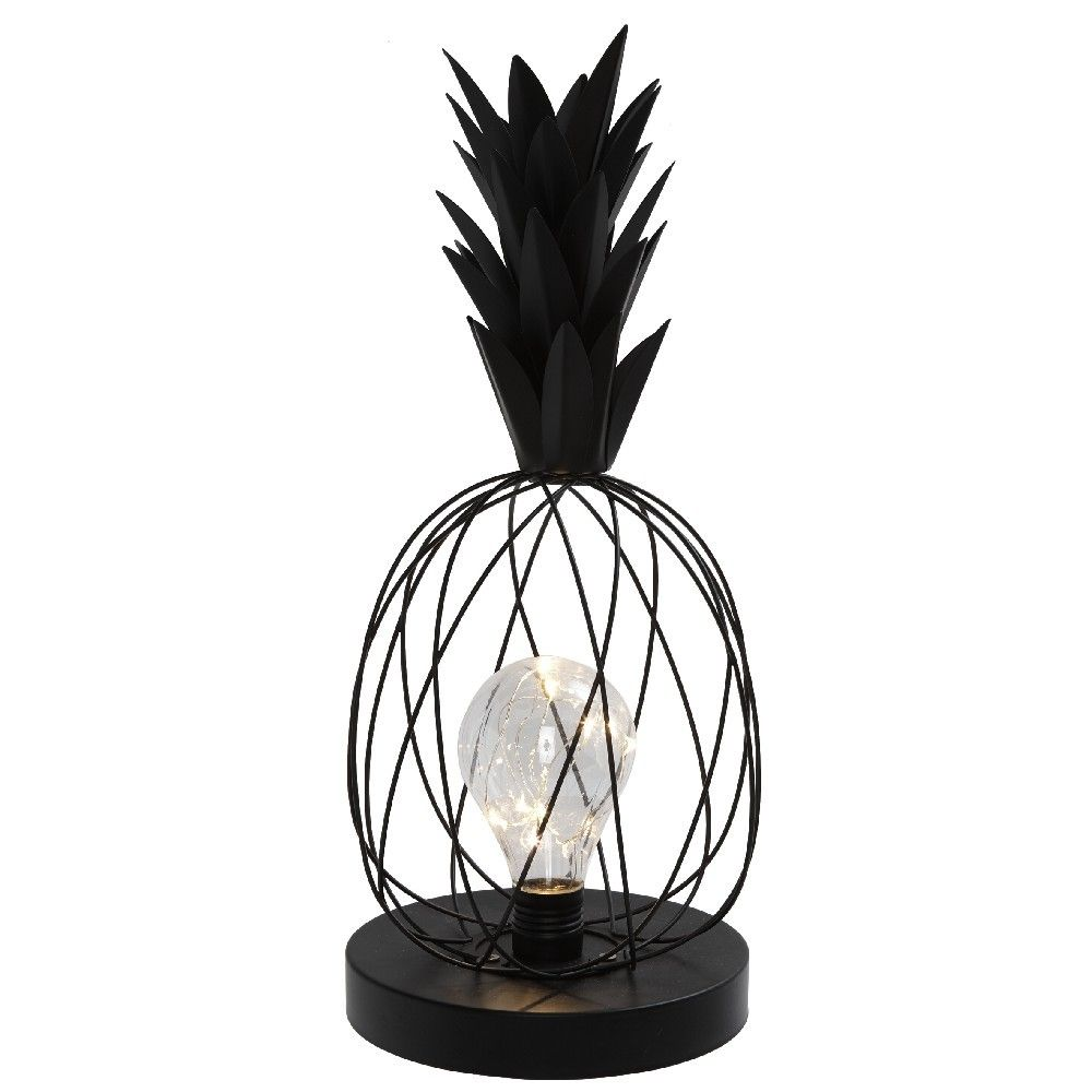 Soldes 2020 Lampe A Poser Pas Cher Gifi Lampe Ananas Lampe A Poser Decoration Nordique