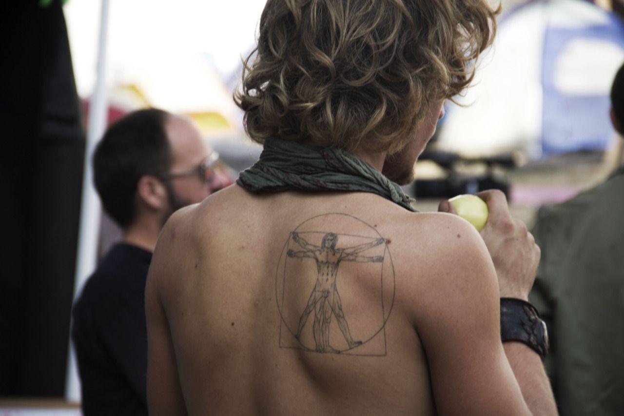 Not Found Tatuaje Hombre De Vitruvio El Hombre De Vitruvio Vitruvio