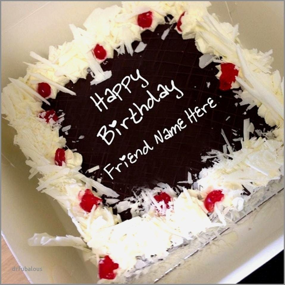 Birthday Cake Images With Name Editor Birthday Cake With