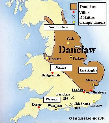 Map Of England In 9th Century.England 9th Century Map Google Zoeken History Denmark History