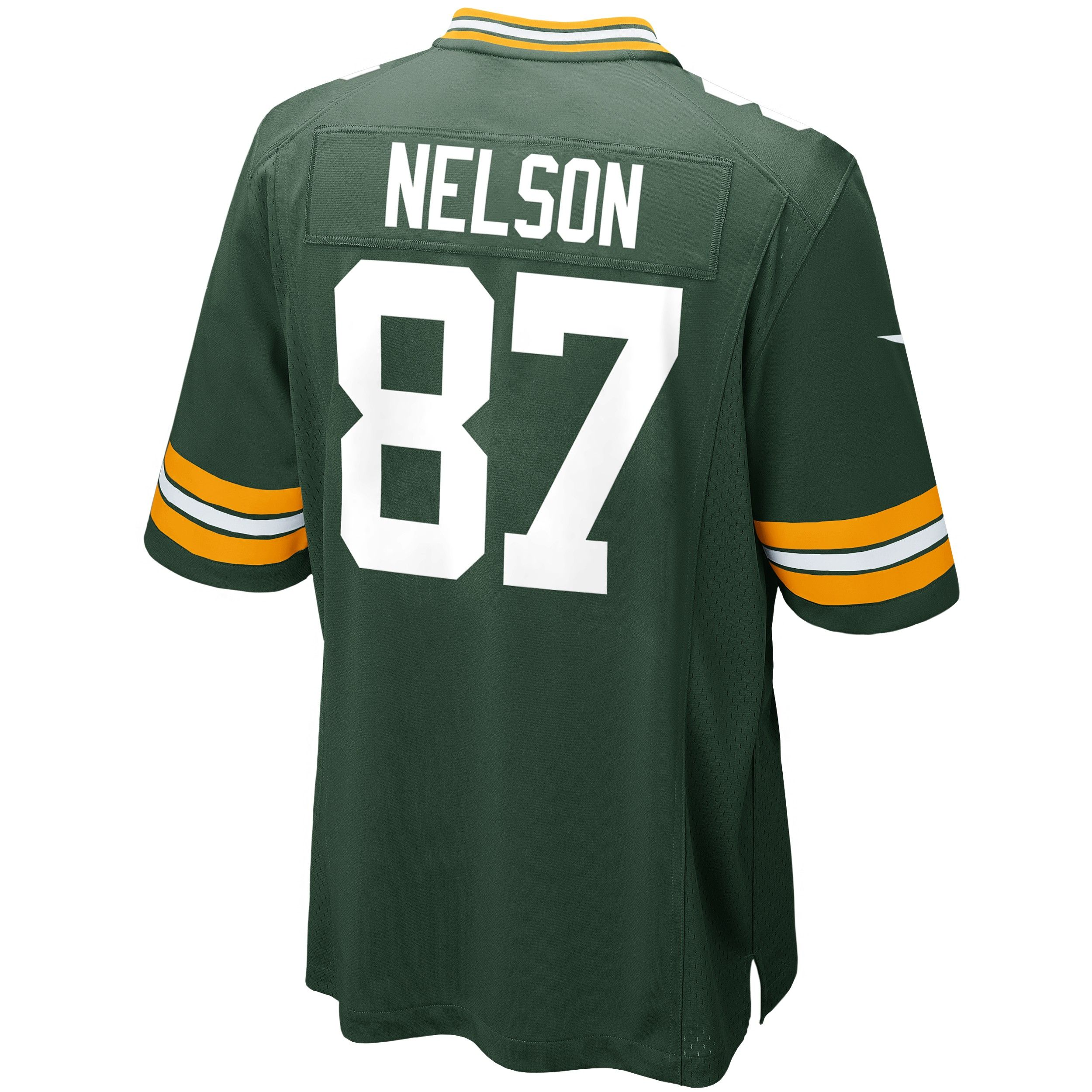 #87 Jordy Nelson Home Game Jersey
