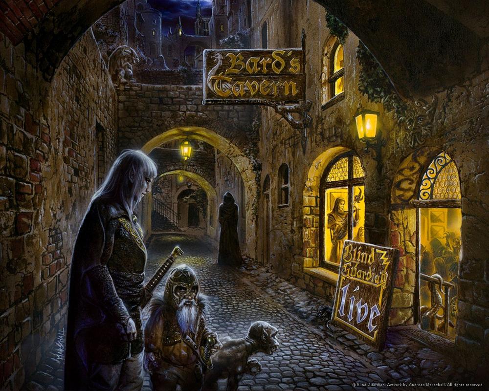 Tavern Wallpapers Wallpaper Cave Nerdy Wallpaper Fantasy Inspiration Album Art