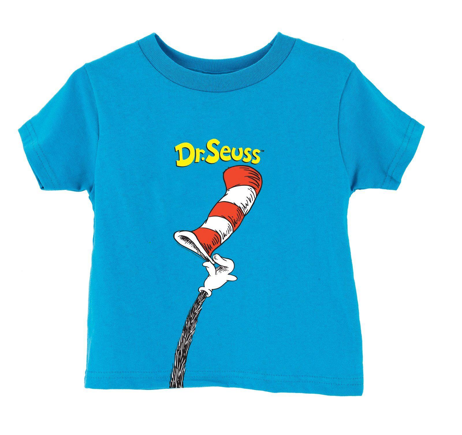 Dr Seuss Kids Shirts: Gabriel? Victoria? Long White T