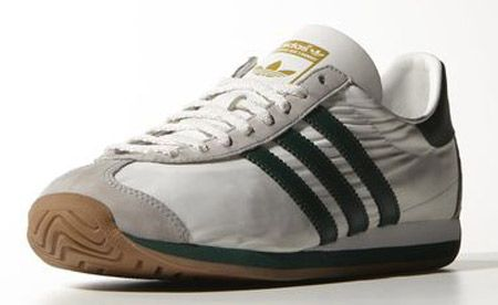 new styles 543c9 ec2b6 1970s Adidas Country OG trainers reissued
