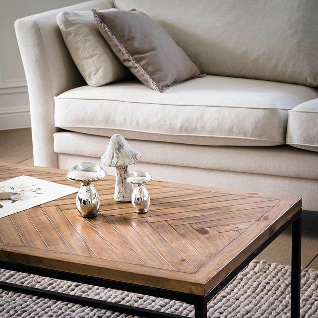 Esprit Salon Tafel.Table Basse Nottingham In 2019 Table Basse Bois Wooden