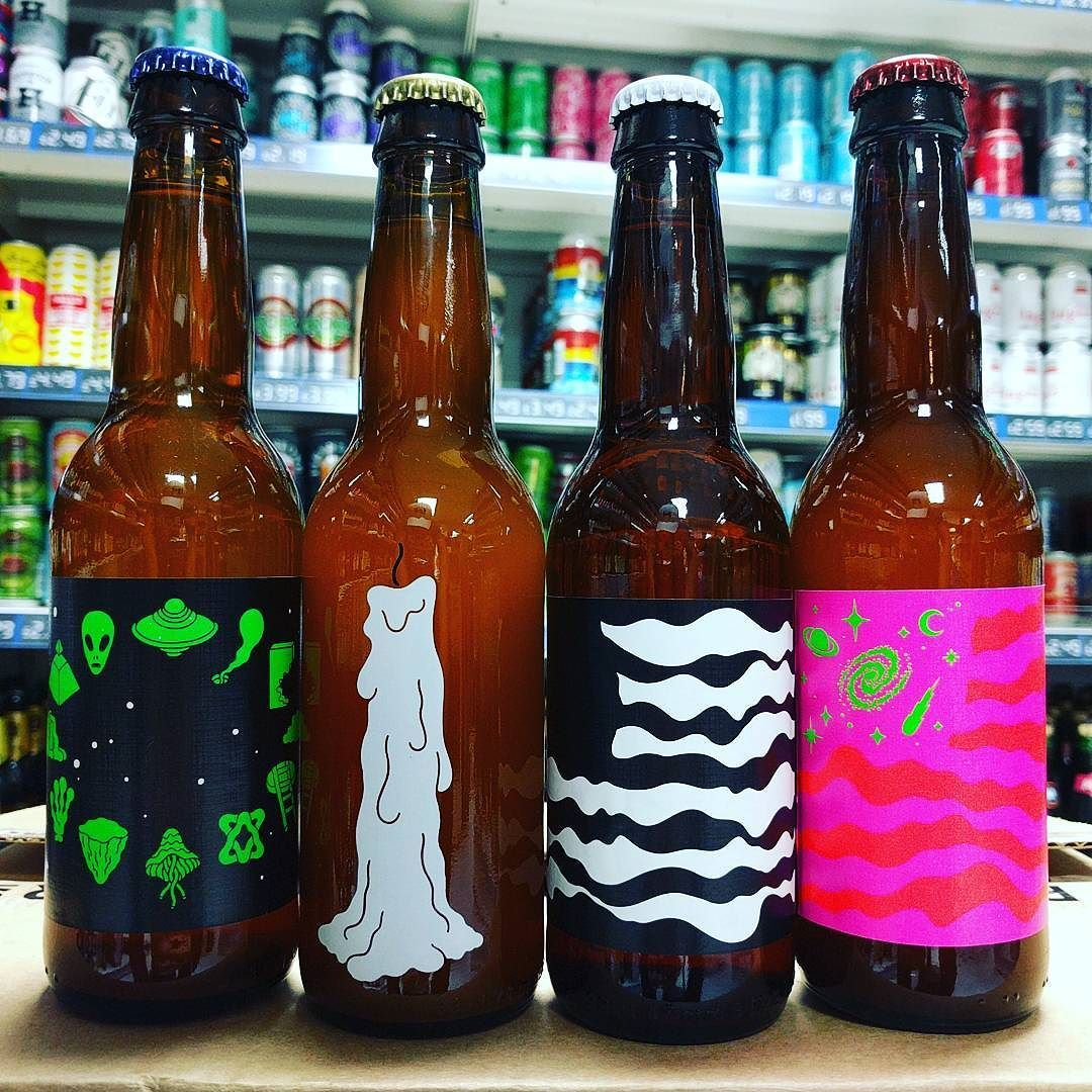 4 New Beers From @omnipollo Including Arzachel