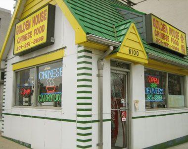 Golden House Restaurants That Deliver House Menu Restaurant