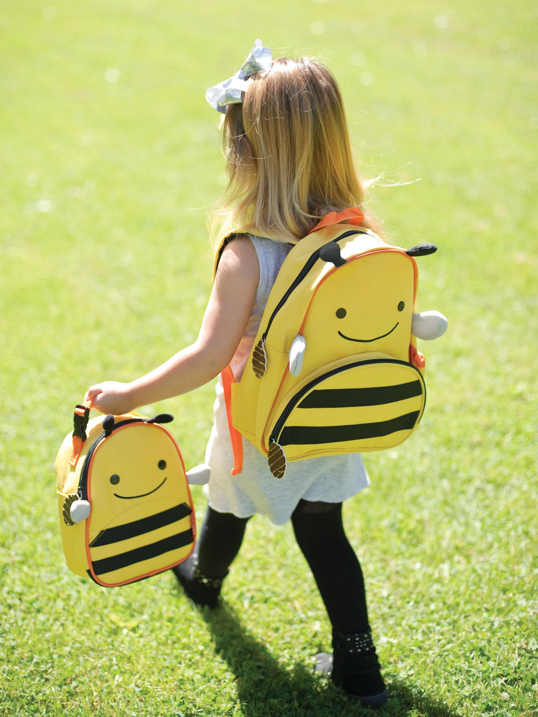 Skip Hop Zoo Bee Children S Backpack