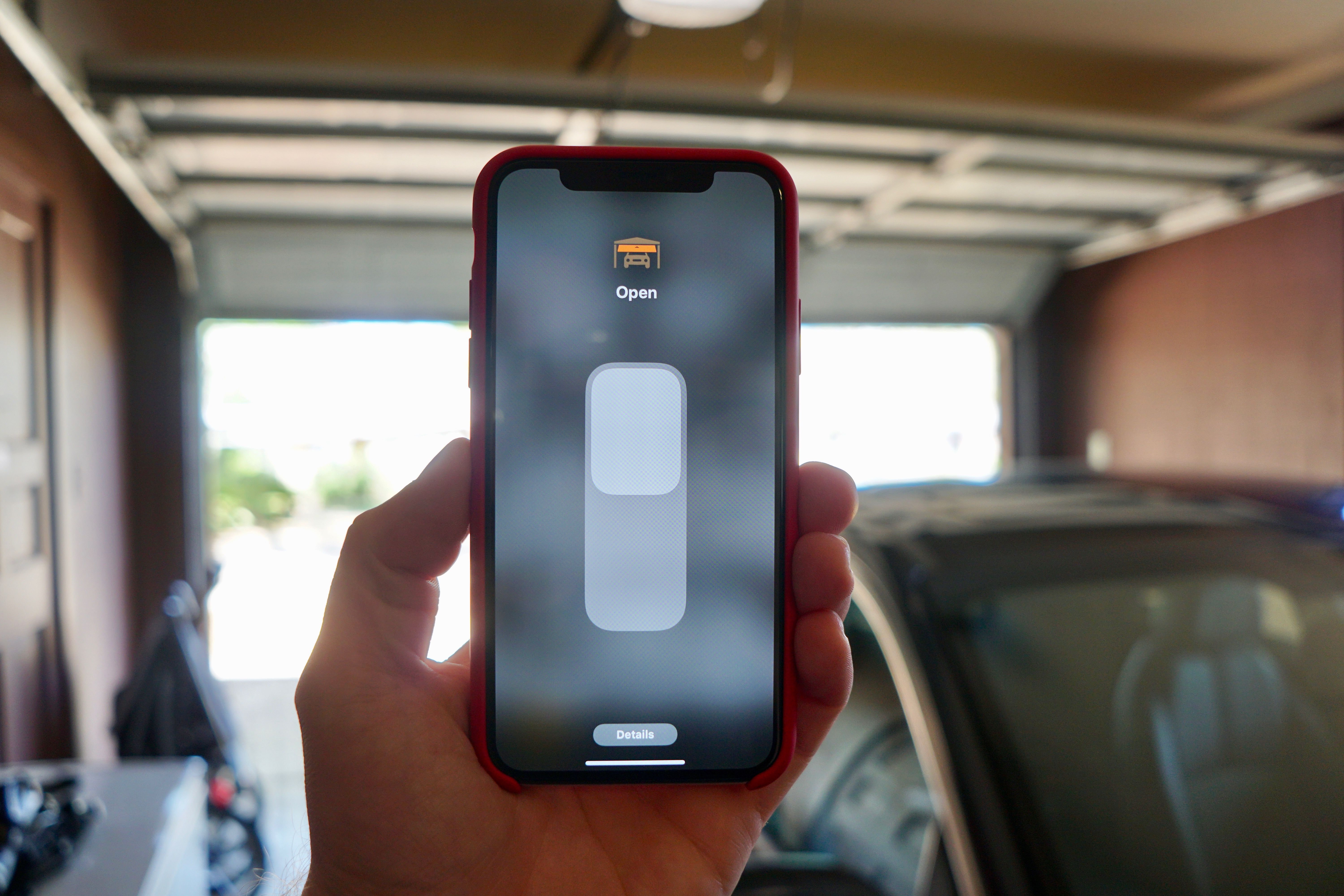Homekit Weekly Turning Your Old Garage Door Into A Siri Controlled Entrance Kit Homes Old Garage Home Automation System