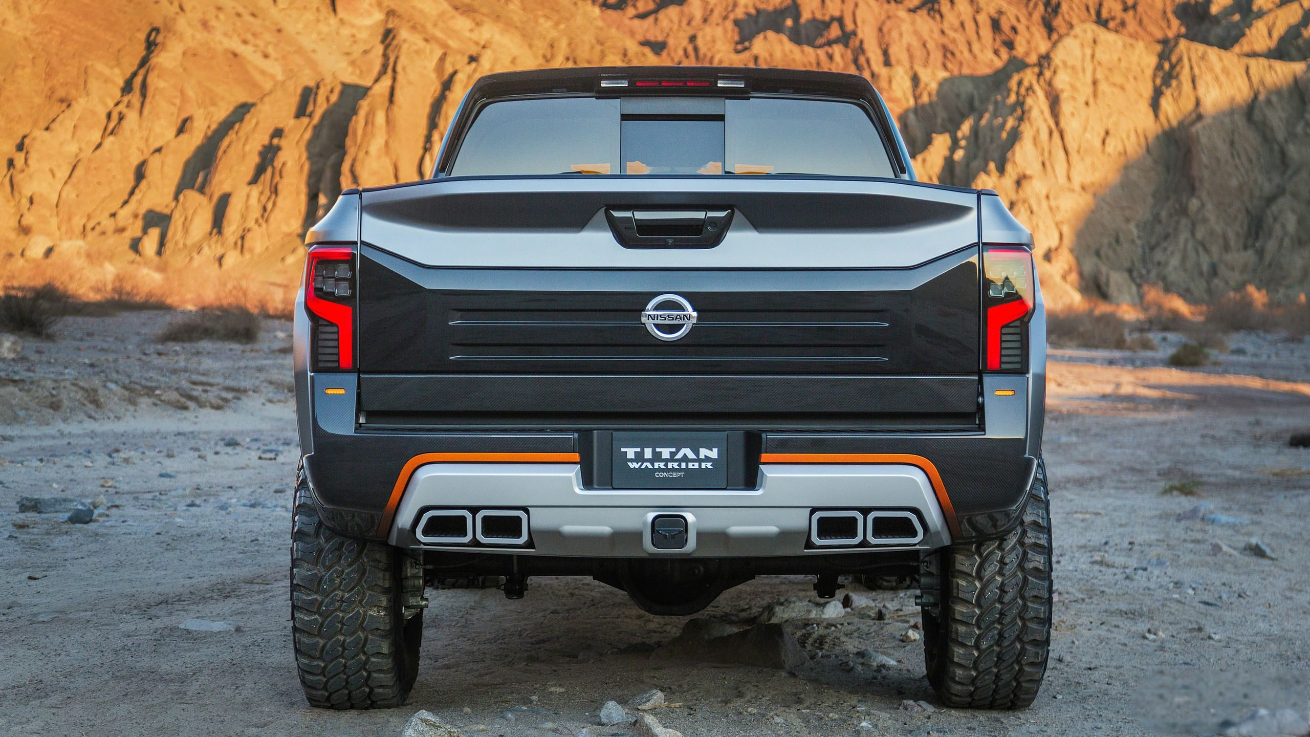 Like Combining Ufc And Filing Tax Returns Nissan S An Warrior Concept Combines Desert Racing Daily Driving