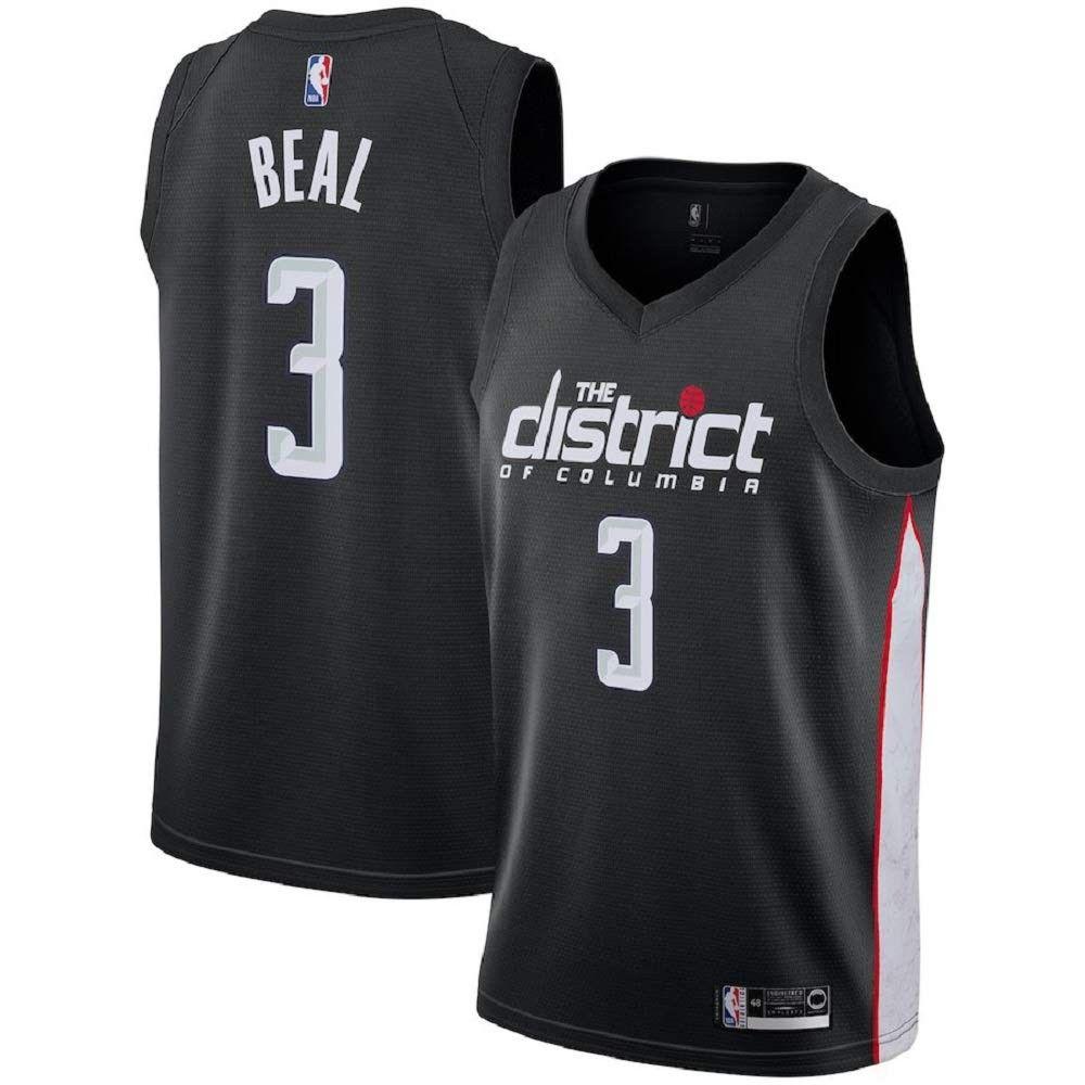 Bradley Beal 3 Washington Wizards 2018 19 Swingman Men S Jersey Black Cr18nlrzo8x Sports Fitness Cloth Mens Sports Shirts Bradley Beal Washington Wizards