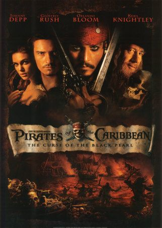 """Pirates of the Caribbean  Art Print  item #: 10216115A     20"""" x 28""""  Art Print     Our Price:  $27.99  Just follow the Link to purchase!"""