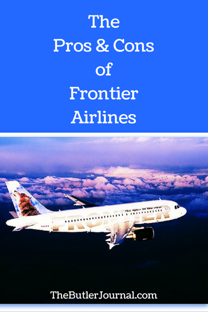 The Pros & Cons of Frontier Airlines Airline reviews