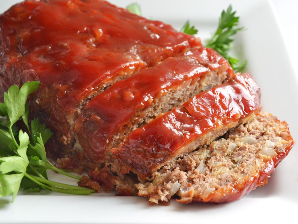 Ina Meatloaf quaker oatmeal prize winning meat loaf | recipe | meat loaf