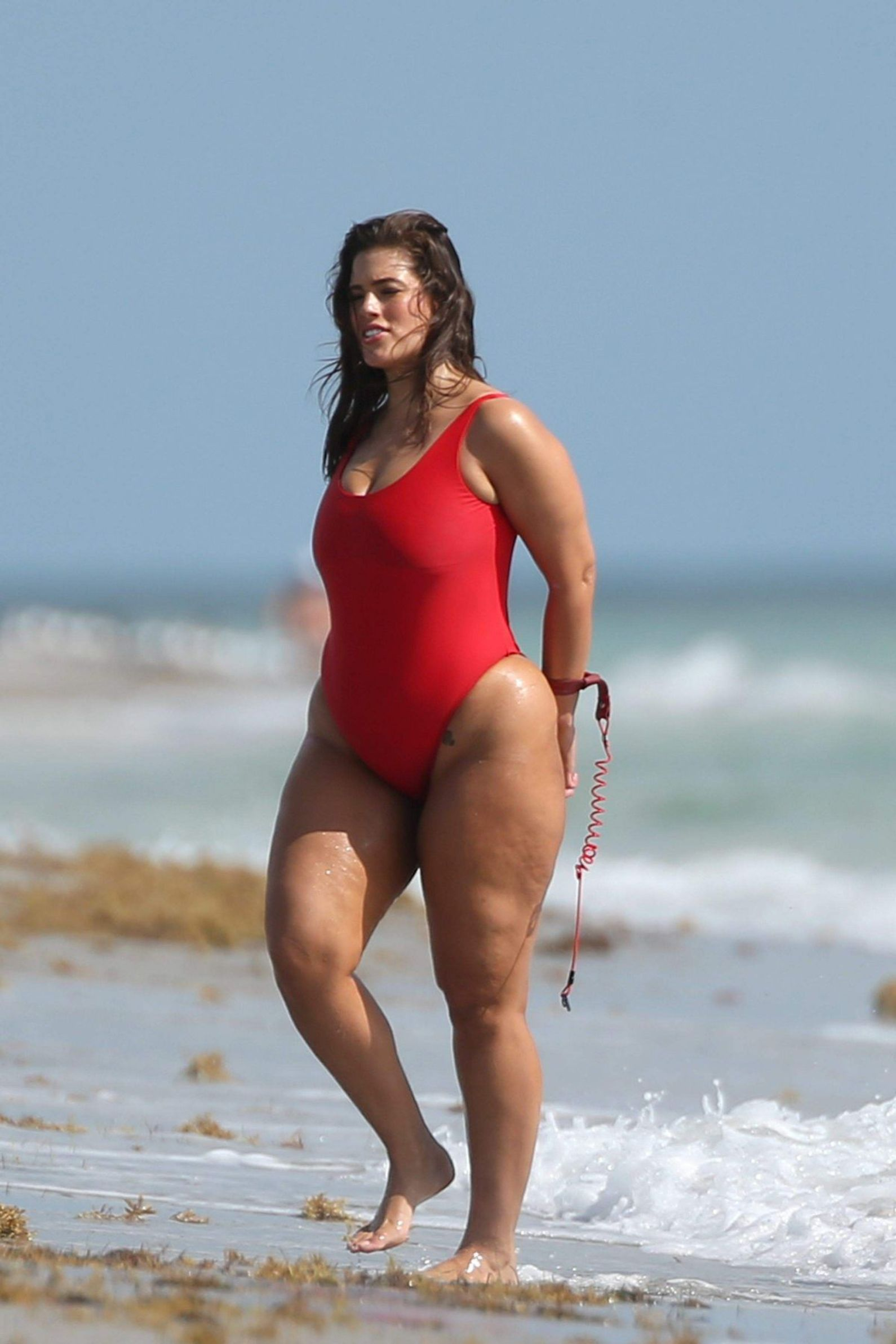 7487a160a20 Fotos: Ashley Graham lució su cuerpo sin Photoshop | elsalvador.com ...