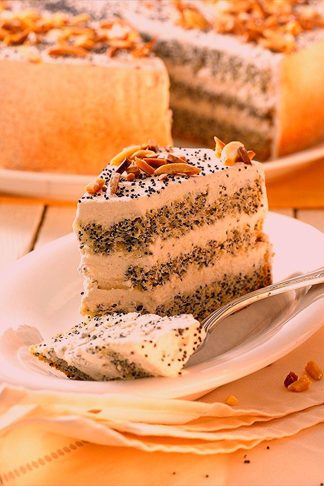 Photo of Mohn-Mandel-Torte  | EAT SMARTER