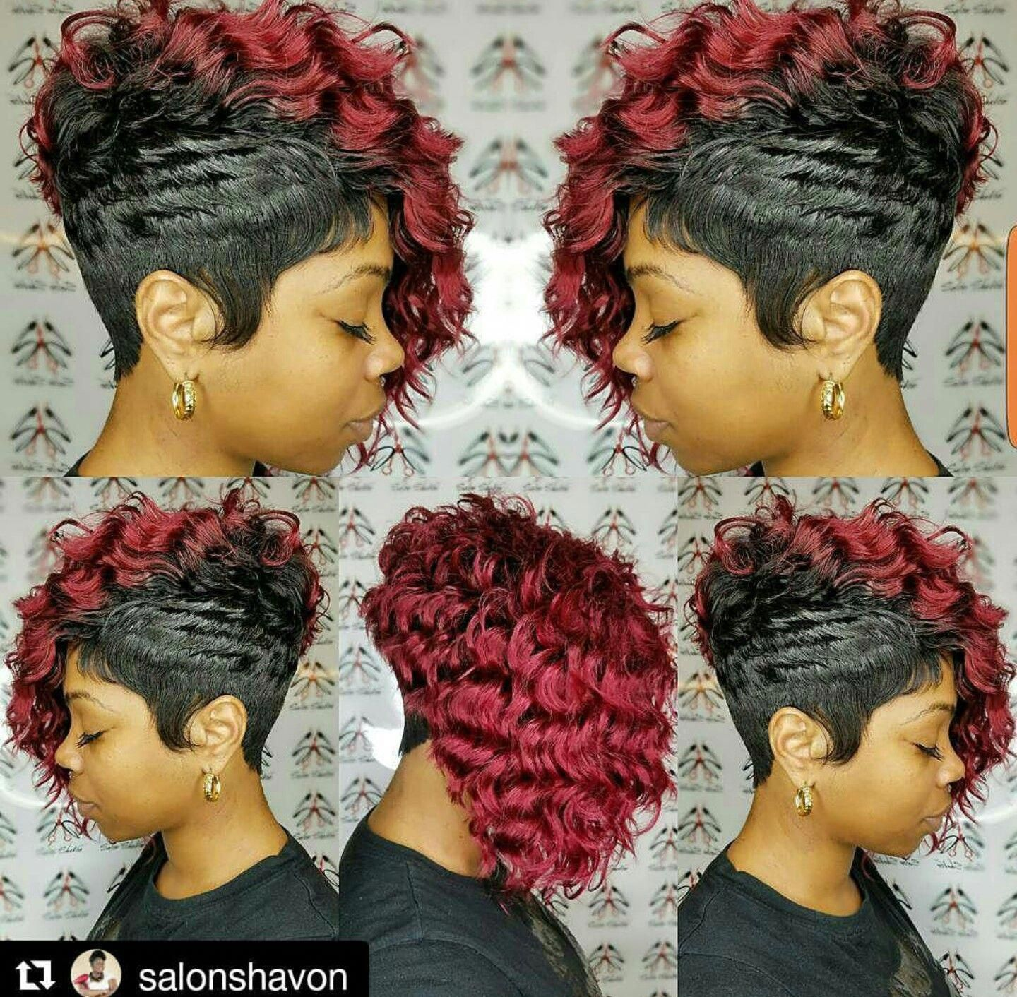 Curly Shavedshortgirlhairstyles Quick Weave Hairstyles Cute Hairstyles For Short Hair Weave Hairstyles