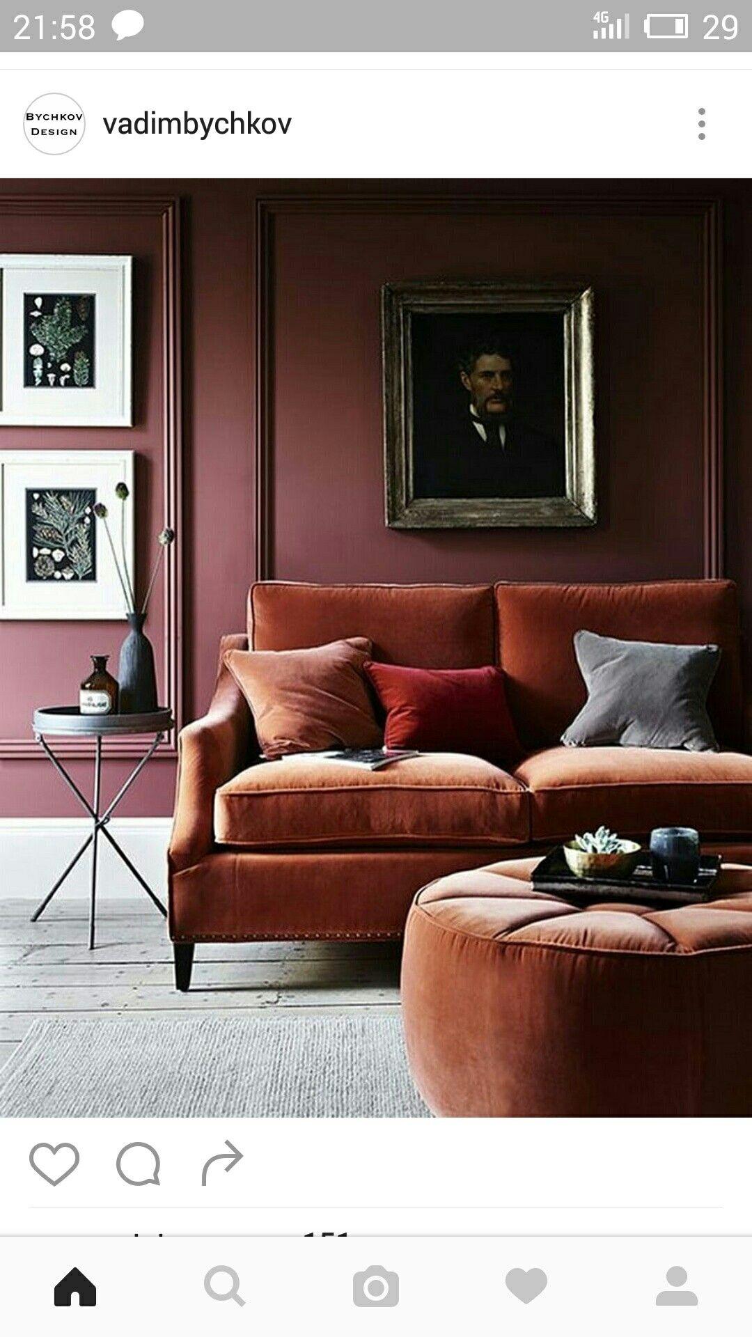 Innenarchitektur wohnzimmer lila pin von vera klink auf roomgoals in   pinterest