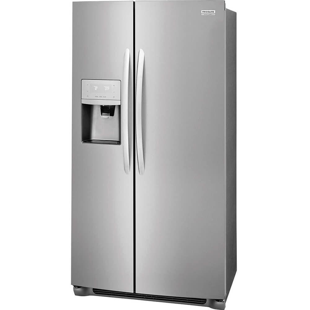 Fgss2635tf Diy Home Repair Side By Side Refrigerator Home Repair