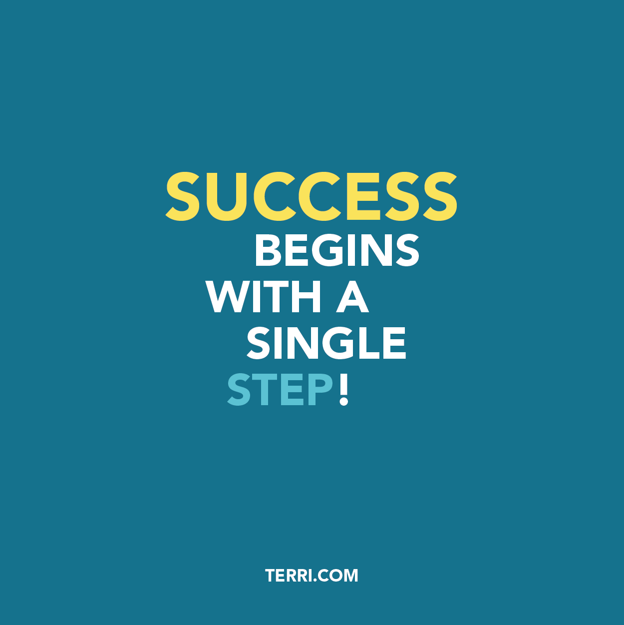 Success Stepstosuccess For More Weekly Podcast