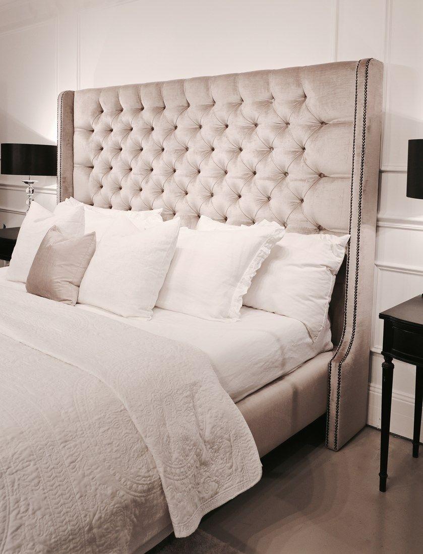 upholstered beds, upholstered bedheads, headboards