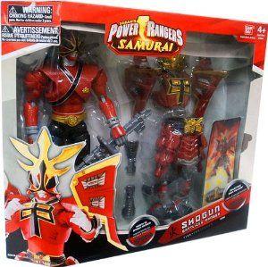 Amazon Com Power Ranger Samurai Shogun Battlized Ranger Fire Action Figures Toys Games Power Rangers Samurai Power Rangers Power Rangers Toys