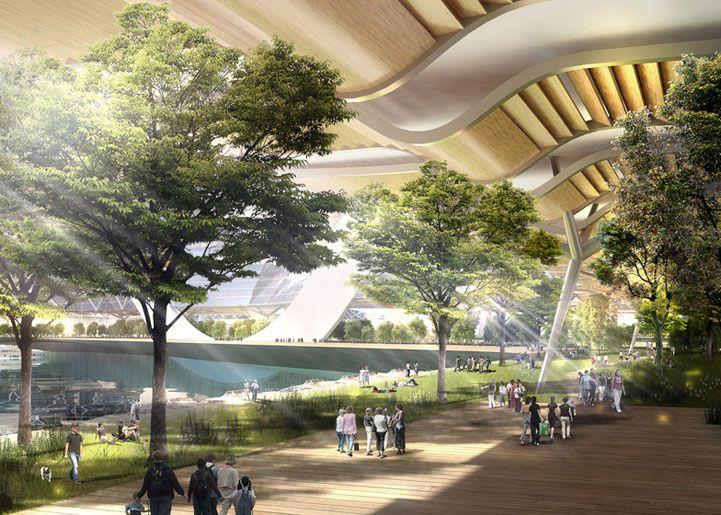 """Super Résultat de recherche d'images pour """"ville village futur futuriste  JN43"""