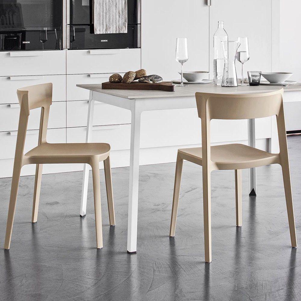 Calligaris Skin Dining Chair Calligaris Furniture Dining Chair Arredamento Casa Tavoli Da Pranzo Arredamento