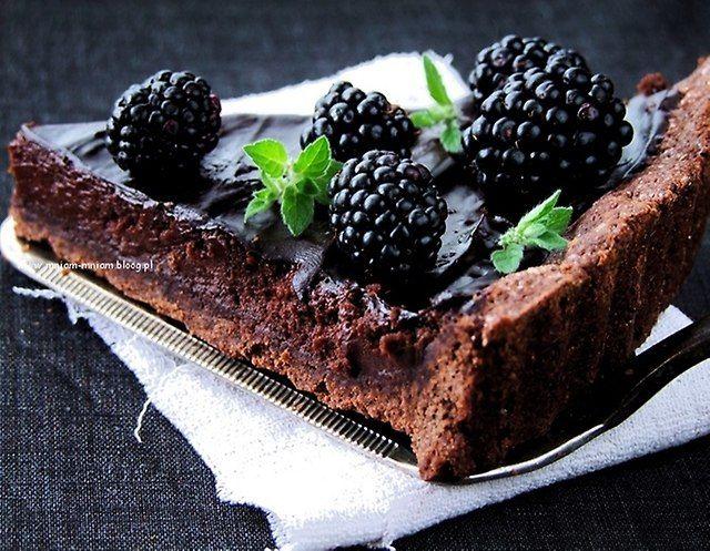 tarta mocno czekoladowa - zdjęcia na FotoForum   Gazeta.pl