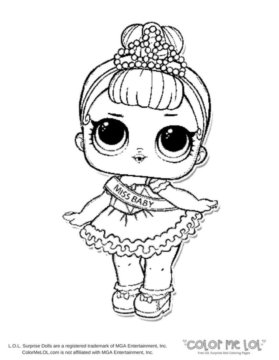 Baby Dory Coloring Pages â · 37 Free Surprise Doll