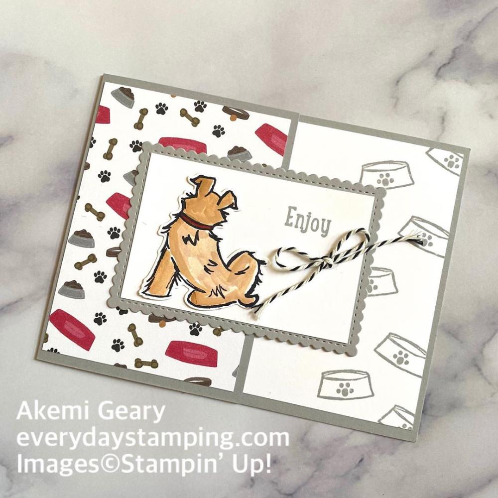 Akemi Gearys Instagram post Im having fun with stampinup
