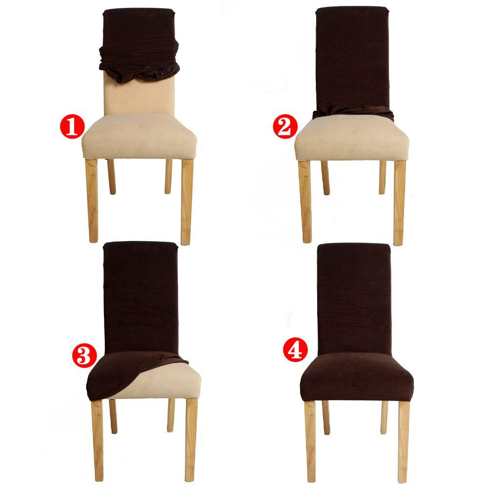 Resultado de imagen para forro para sillas para comedor for Sillas de comedor modernas argentina