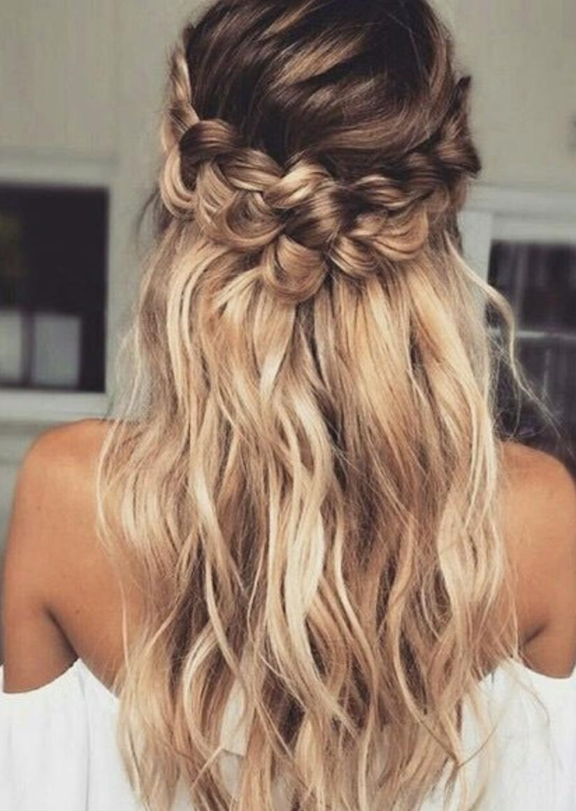 Beauty Beautyinthebag Http Hubz Info 113 Stunning Wedding Nail Art Desgins Prom Hair Loose Curls Hairstyles Braided Hairstyles For Wedding Loose Hairstyles